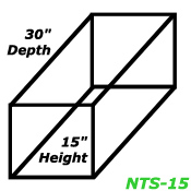 NTS-15M Throat Dimensions