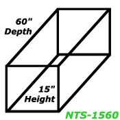 NTS-1560M Throat Dimensions